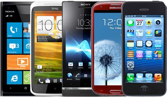 Smartphone Design: Which is Your Favourite ?